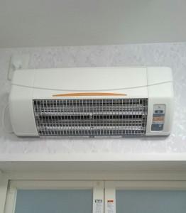 涼風暖房機