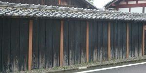 竹小屋解体