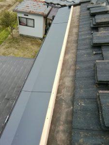 屋根の改修